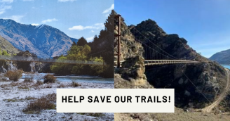 save our trails
