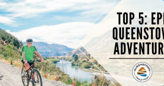 Best of the Queenstown trail for summer 1